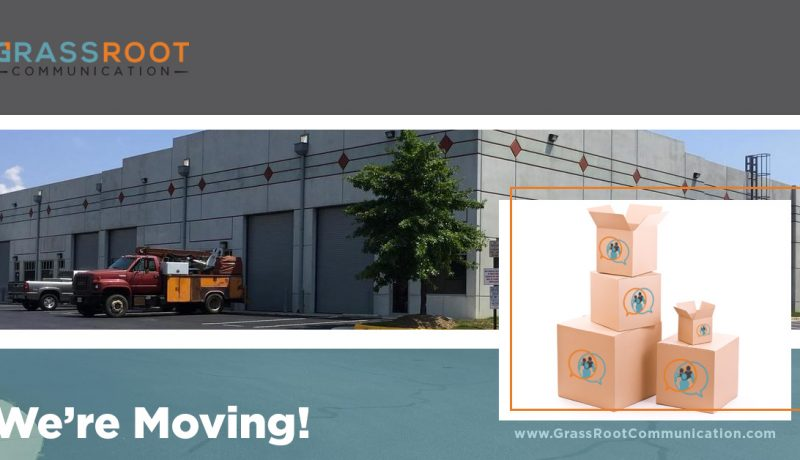 Exciting News!! We're Moving!