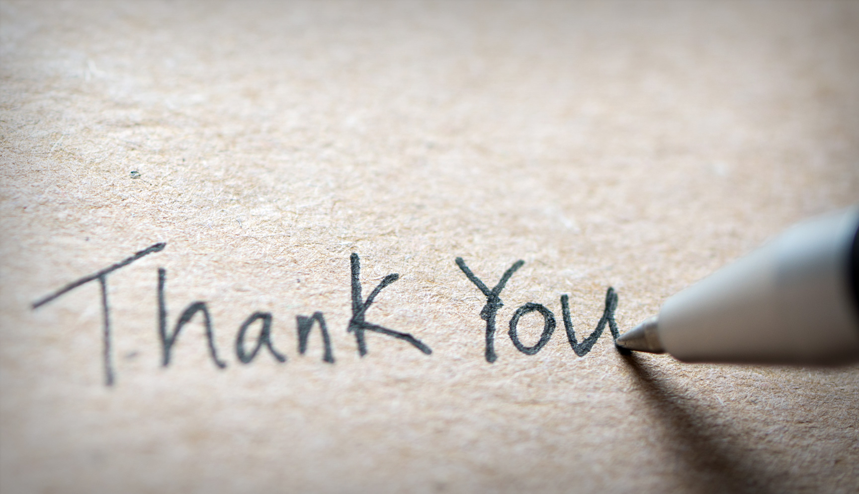 Thanking Donors | Grassroot Communication